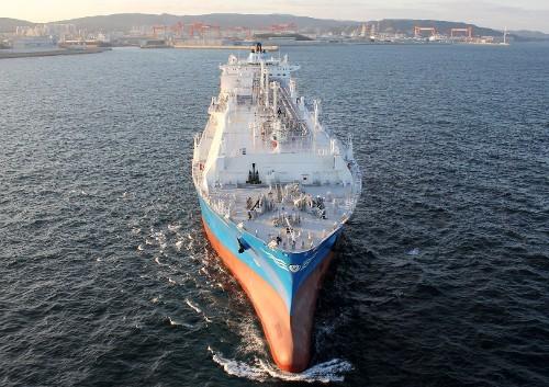 Gazprom Marketing & Trading принял в эксплуатацию новый танкер-газовоз СПГ «Река Лена»