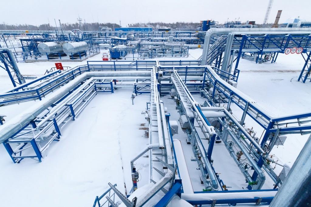 Южно-Приобская компрессорная станция