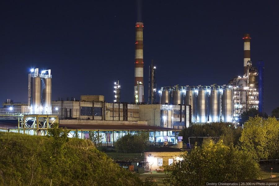 Газпромнефть - Московский Нефтеперерабатывающий Завод