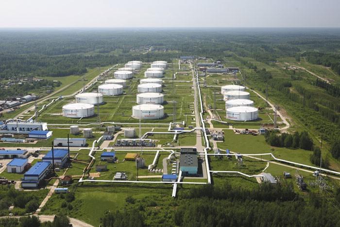 Володарская Нефтебаза
