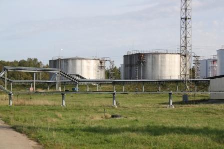 Нефтебаза Солнечногорская