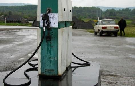 докупить бензин за границей