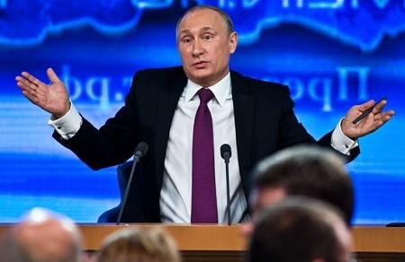 После заявления Путина цены на бензин.