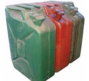Хранение бензина.