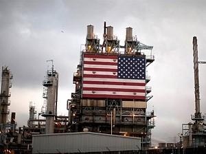 Американская нефть.