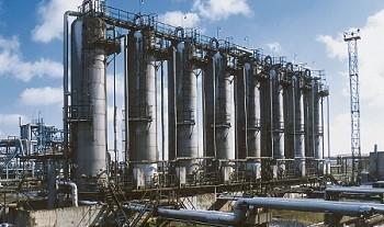 Активное строительство узла смешения бензина на Антипинском НПЗ