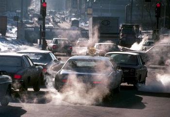 Проблемы в экологии – как влияют на атмосферу дизельные моторы
