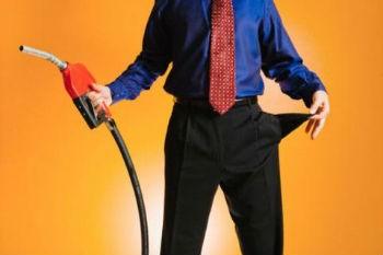 В Вологде завышена стоимость бензина и дизеля