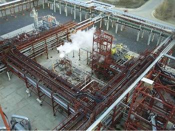 Лукойл возобновил производство нефтепродуктов на Ухтинском НПЗ после ремонта
