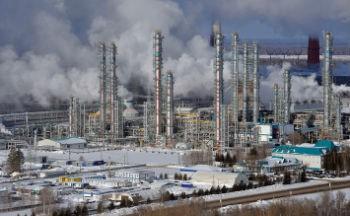 Россия с торговли нефтью переориентируется на нефтегазохимию