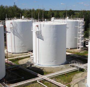 Нефтебаза Рострейд (Волгаресурс) г. Серпухов